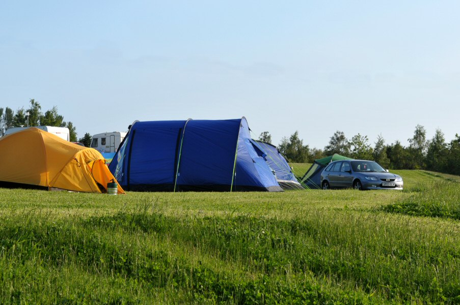 Foresterseat Caravan Park Setting