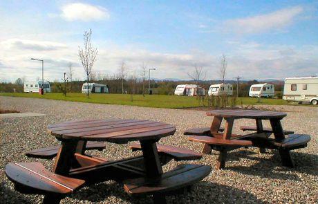 Burnside picnic area