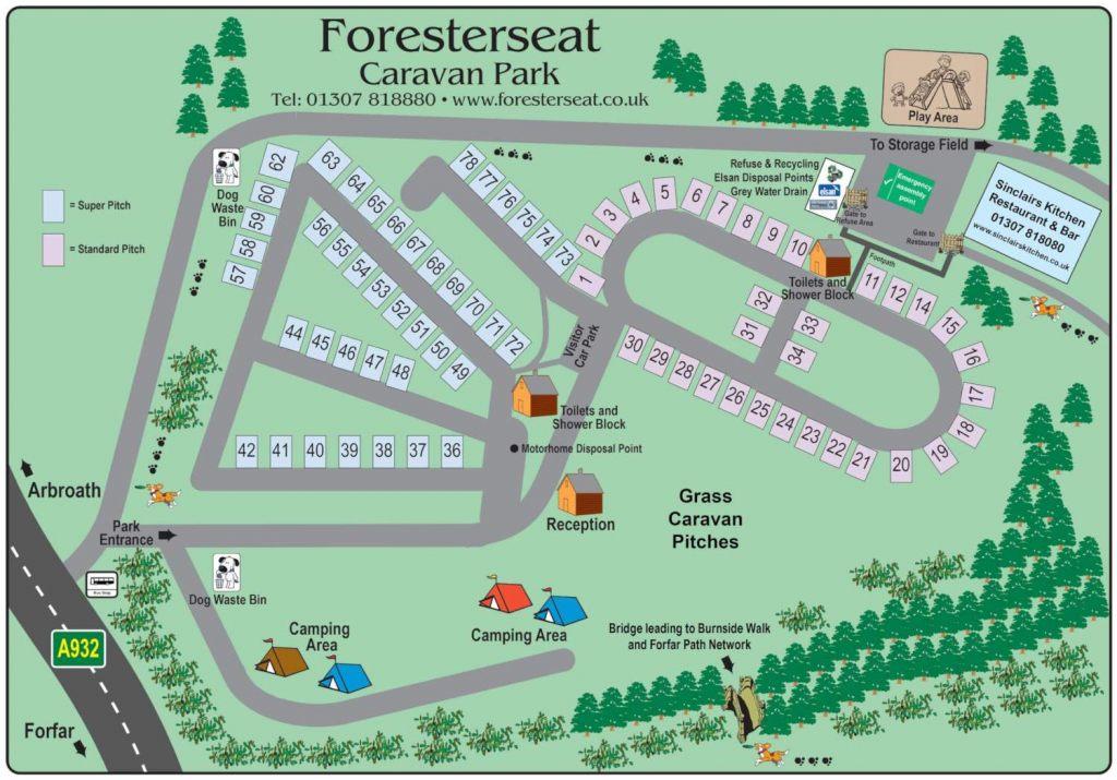 Foresterseat Caravan Park